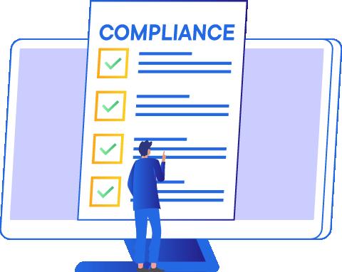 hipaa gdpr compliance direct mail
