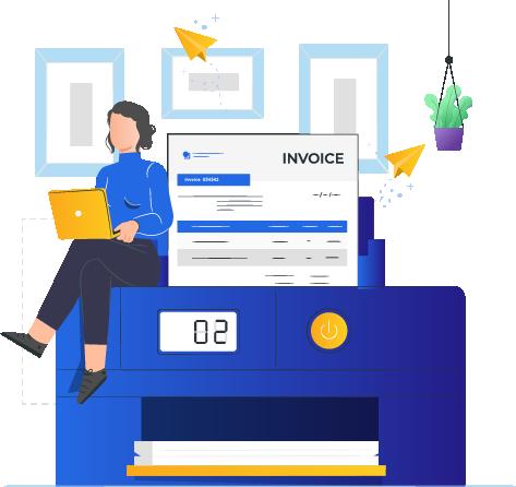 send invoice online
