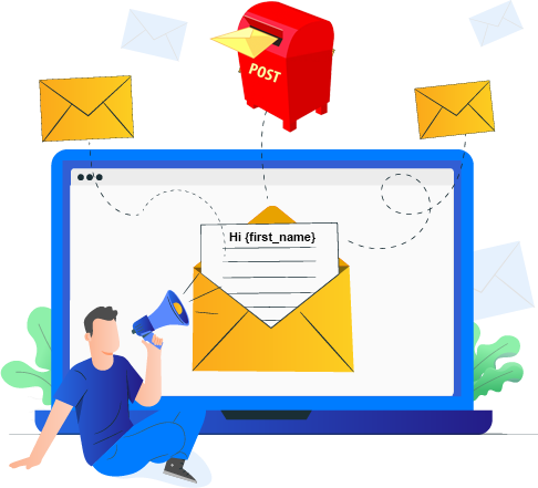 personalized mails