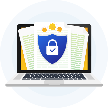 automate and send confidential documents